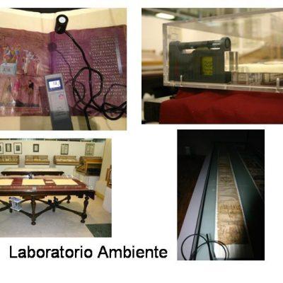 Laboratorio ambiente